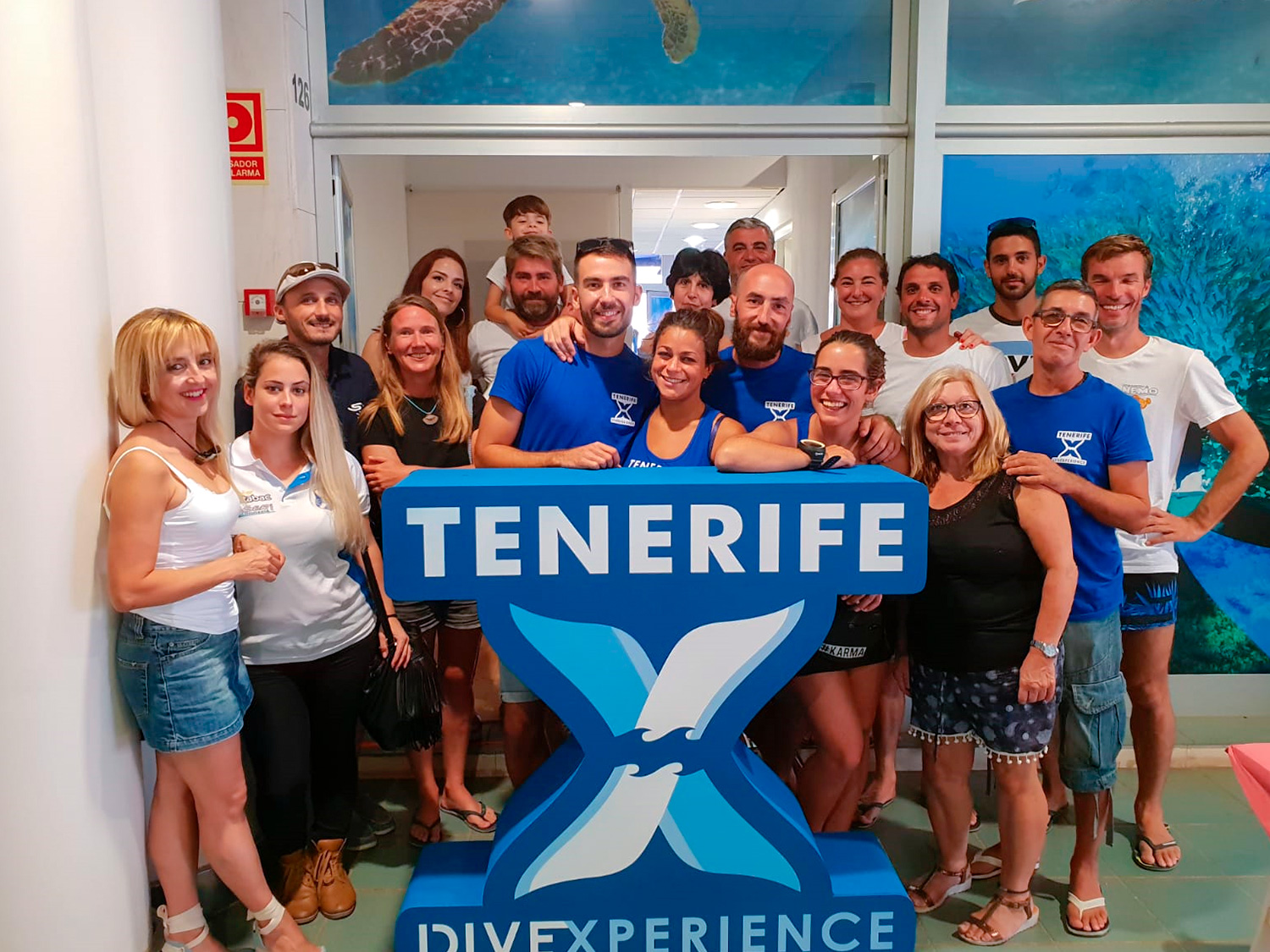Tenerife Dive Experience
